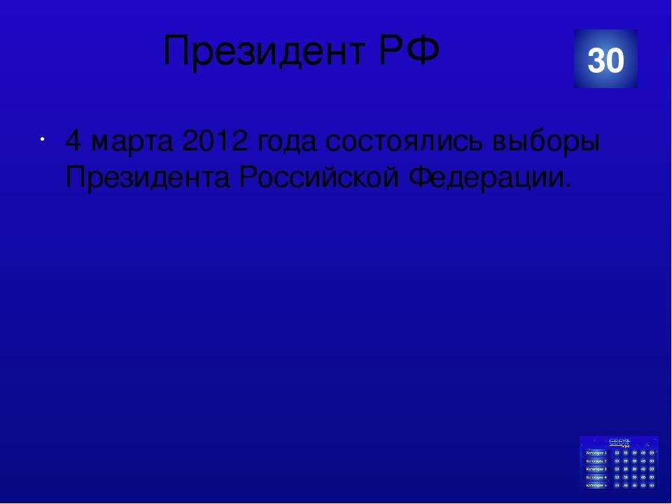 Органы власти в РФ В каких случаях Президент Российской Федерации может распу...