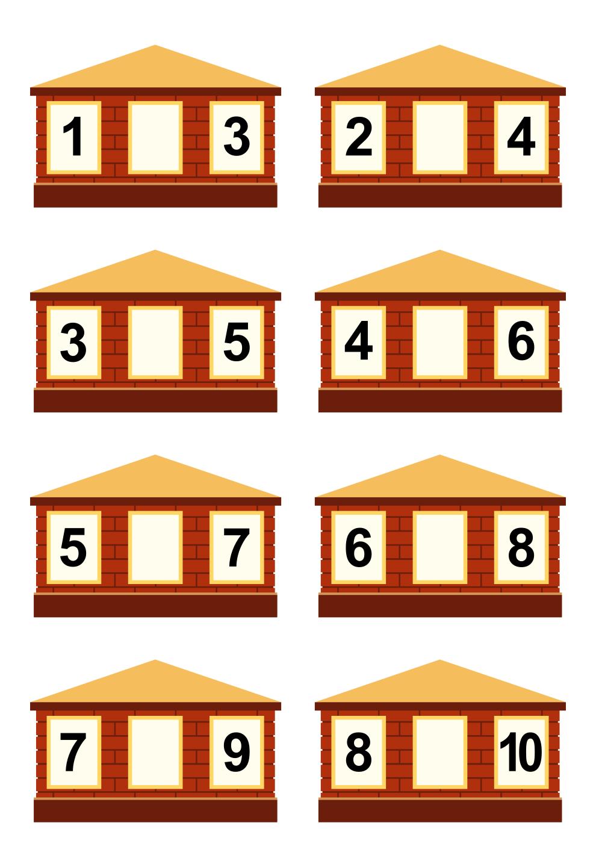 она картинка соседи чисел сформировать адениум