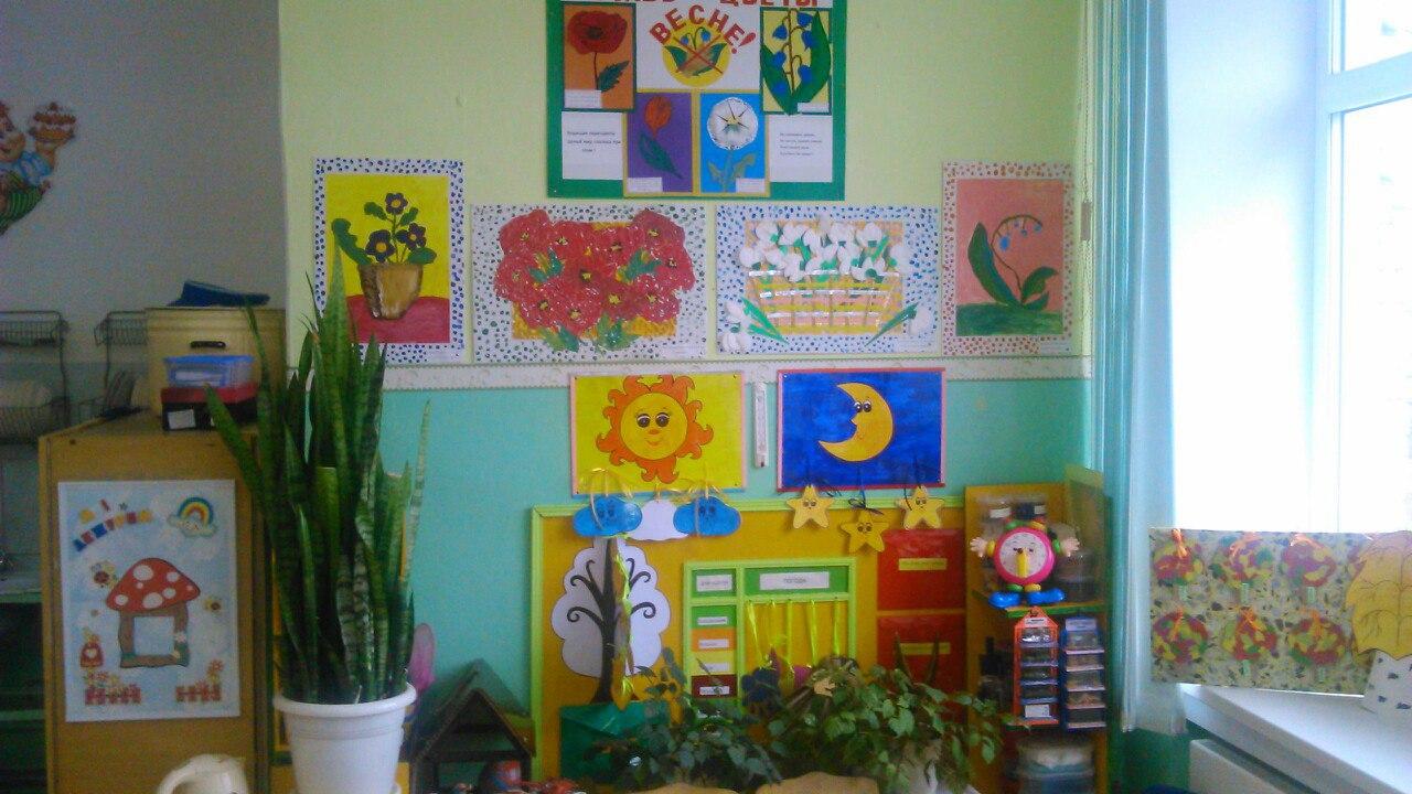 Оформление детского сада своими руками уголок природы 630
