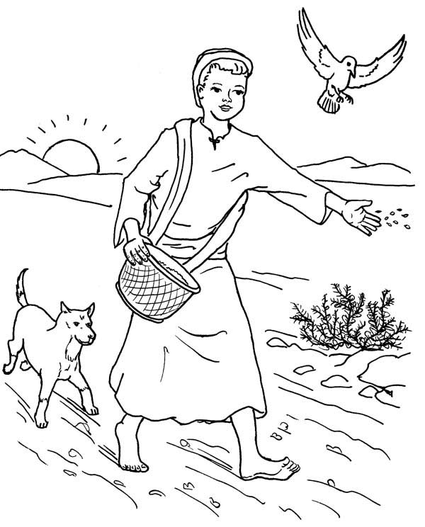 Притча картинки для детей, пожеланием счастливой