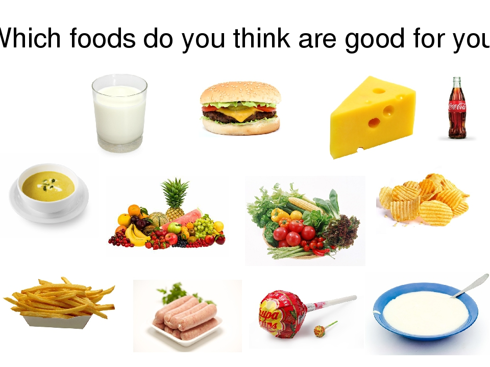 презентация диета на английском языке