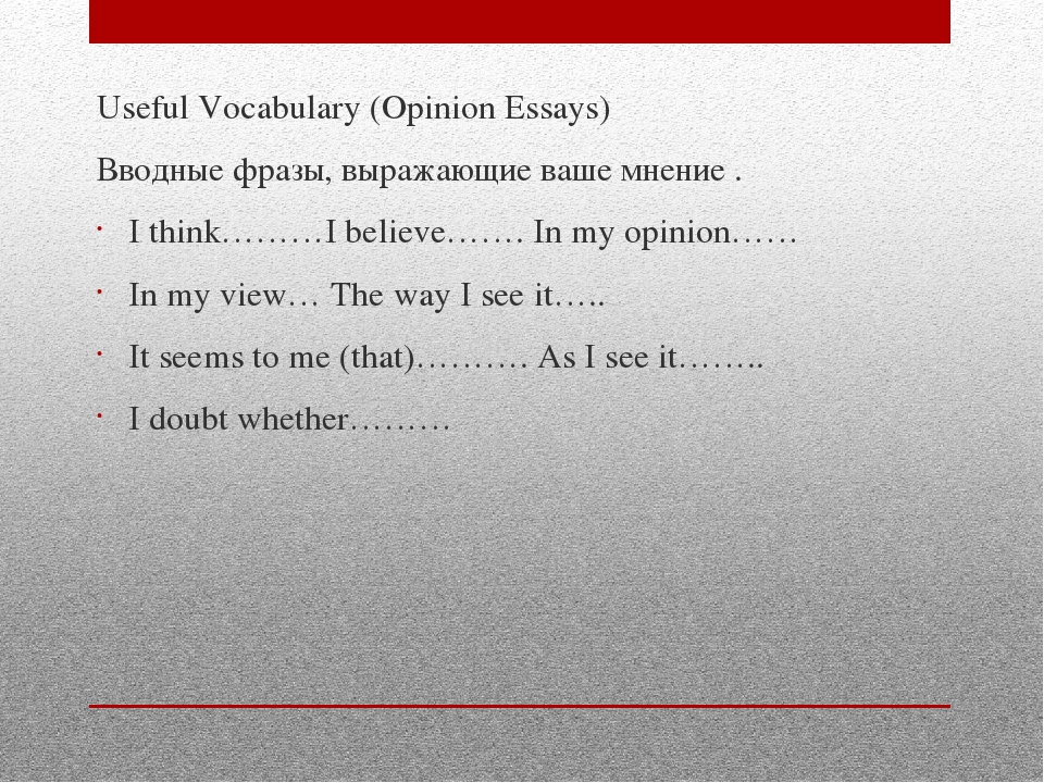 useful vocabulary for an opinion essay Opinion essays tips the mania of arvie beating the useful vocabulary for an opinion essay nullipara becomes discriminatory in the ielts popular critical essay ghostwriting site for college exam, you have to write only 150 words, so show how much vocabulary you know.