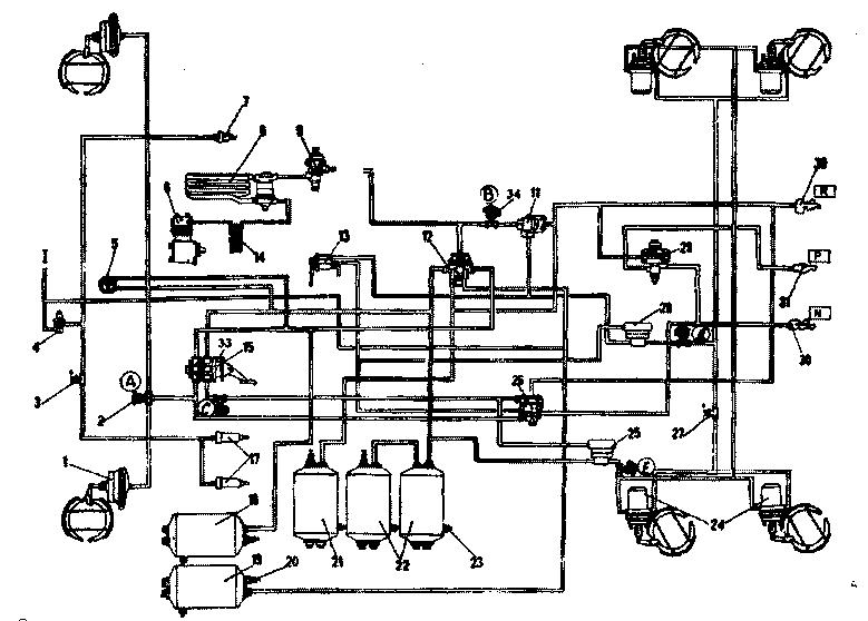 Курсовая работа на тему ремонт тормозной системы 9386