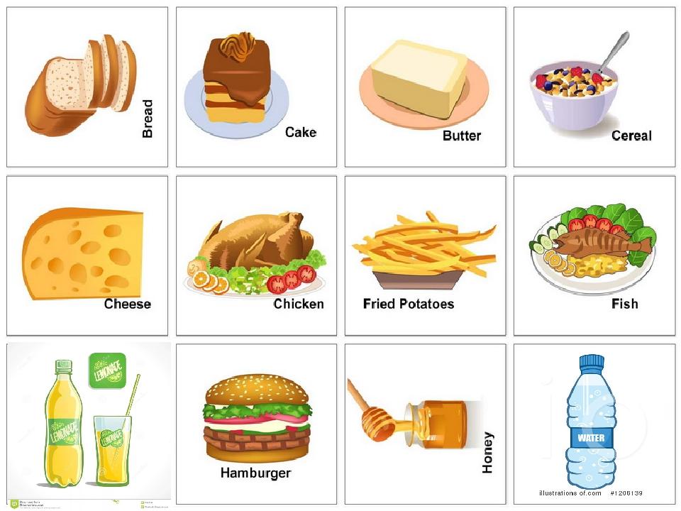 food for children