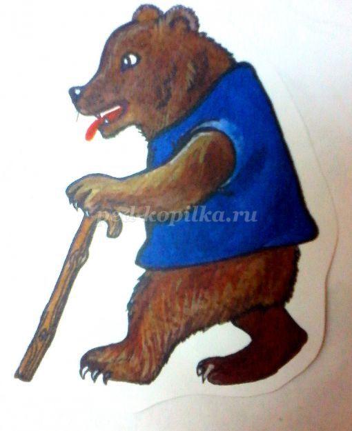 Медведь ребикова