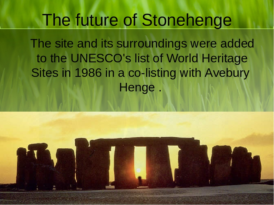 community issues surrounding stonehenge essay Religious experiences essay religious experiences essay the religious landscape of australia 1274 words | 5 pages the present religious landscape in.
