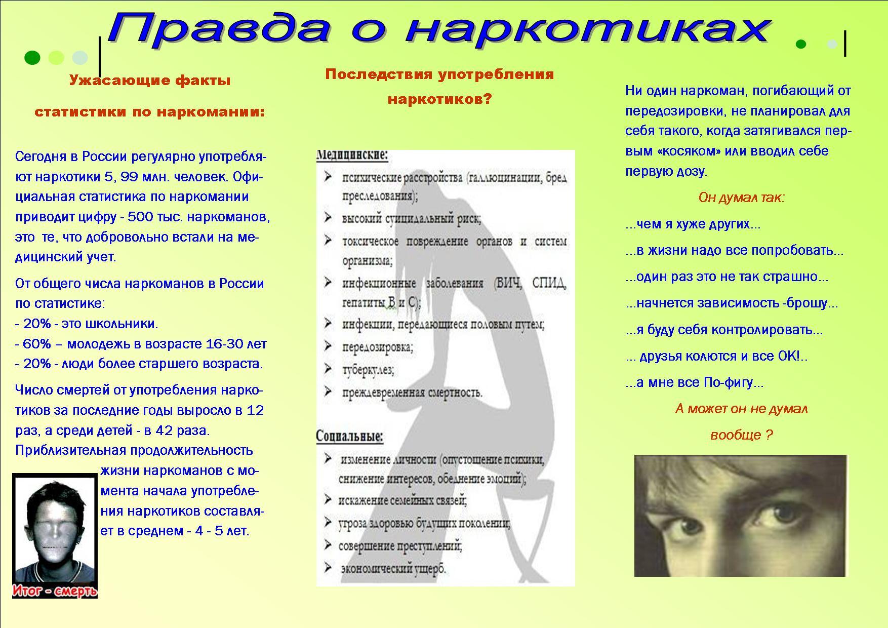 Картинки по запросу памятка о вреде наркотиков