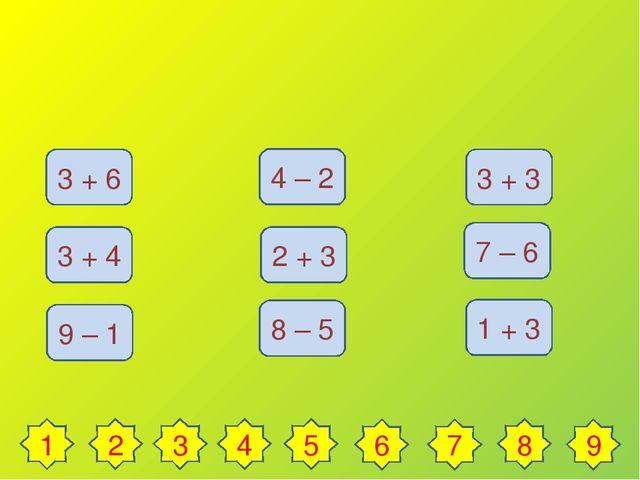 Математический кружок в 1 классе конспект
