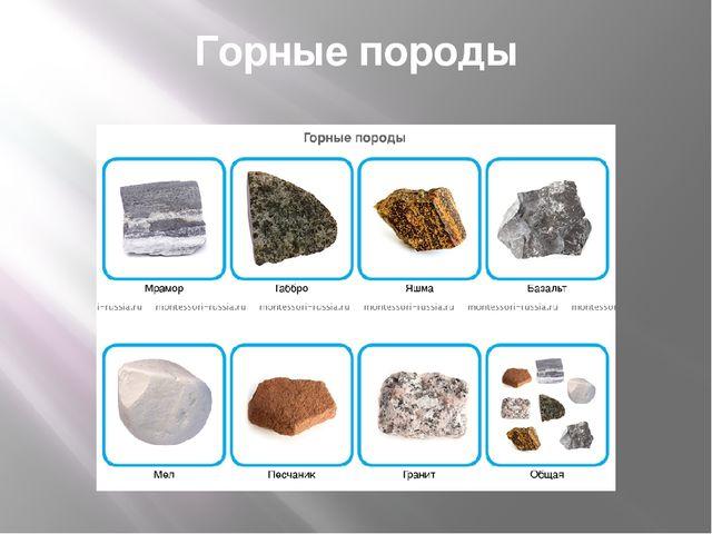Картинки минералов и горных пород с названием
