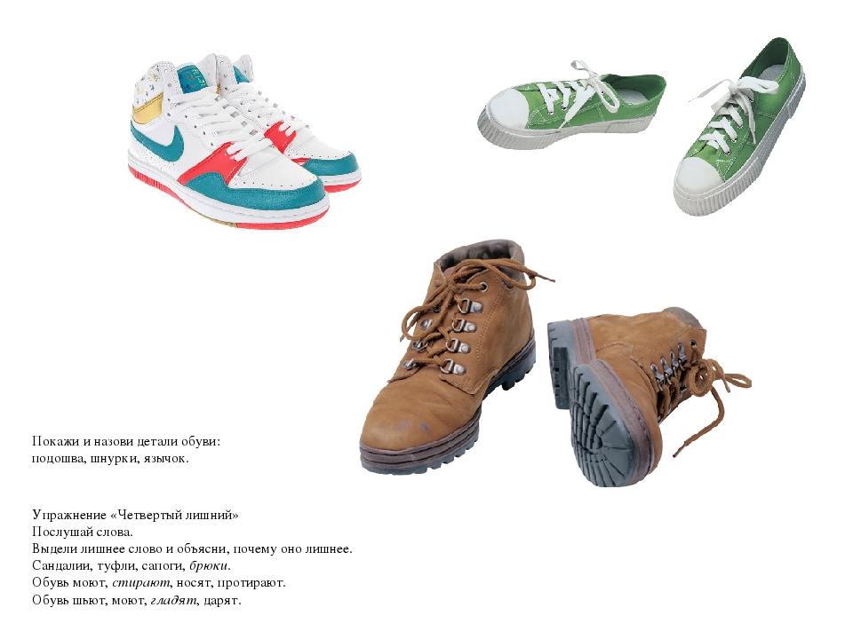 Картинка язычок ботинка
