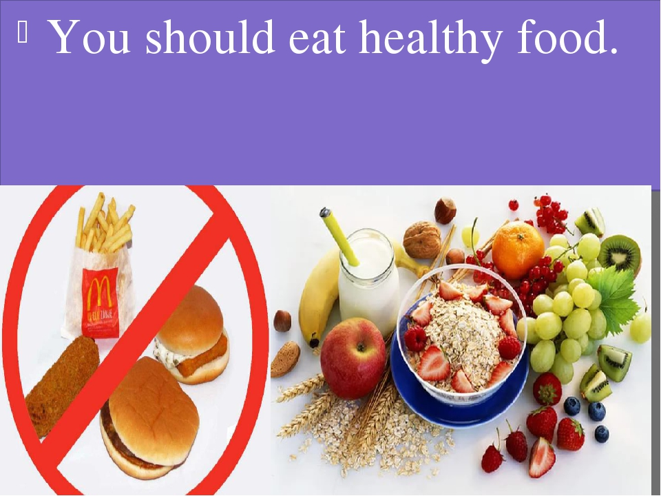 americans should eat healthy foods essay