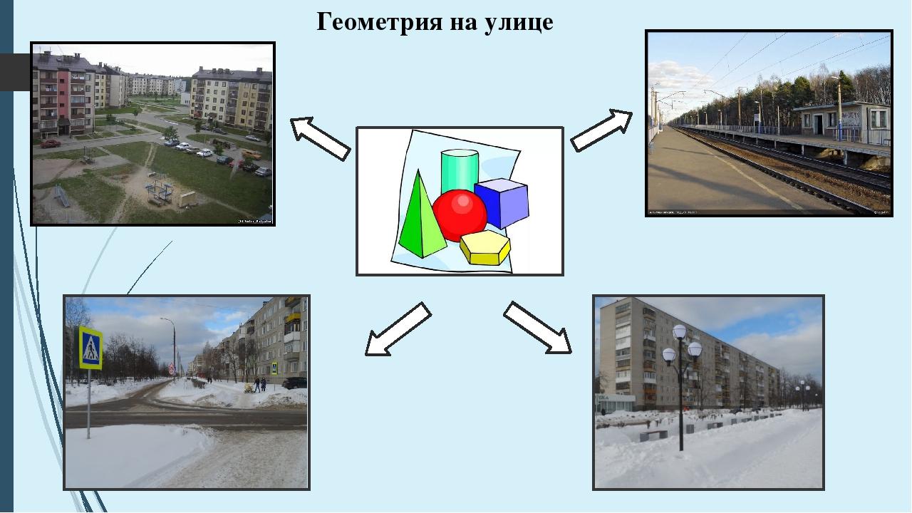 Геометрия на улице