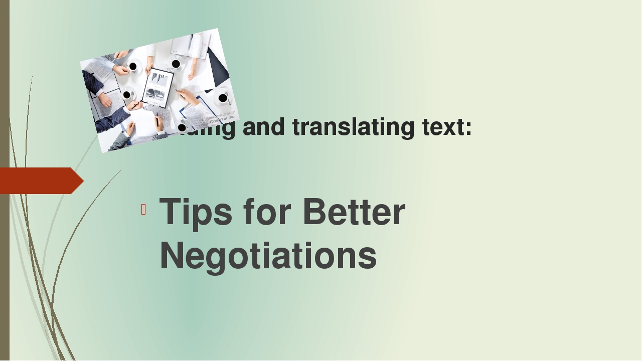 types of power in a negotiation Negotiating power plays a major role in every type of negotiation, whether it's a labor negotiation, political negotiation, or a buy-sell negotiation both the buyer and the seller have power in a negotiation.