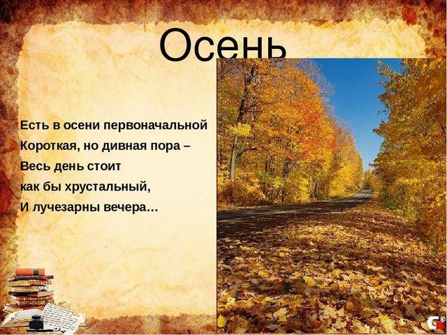 Зима Чародейкою Зимою Околдован, лес стоит – И под снежной бахромою, Неподвиж...