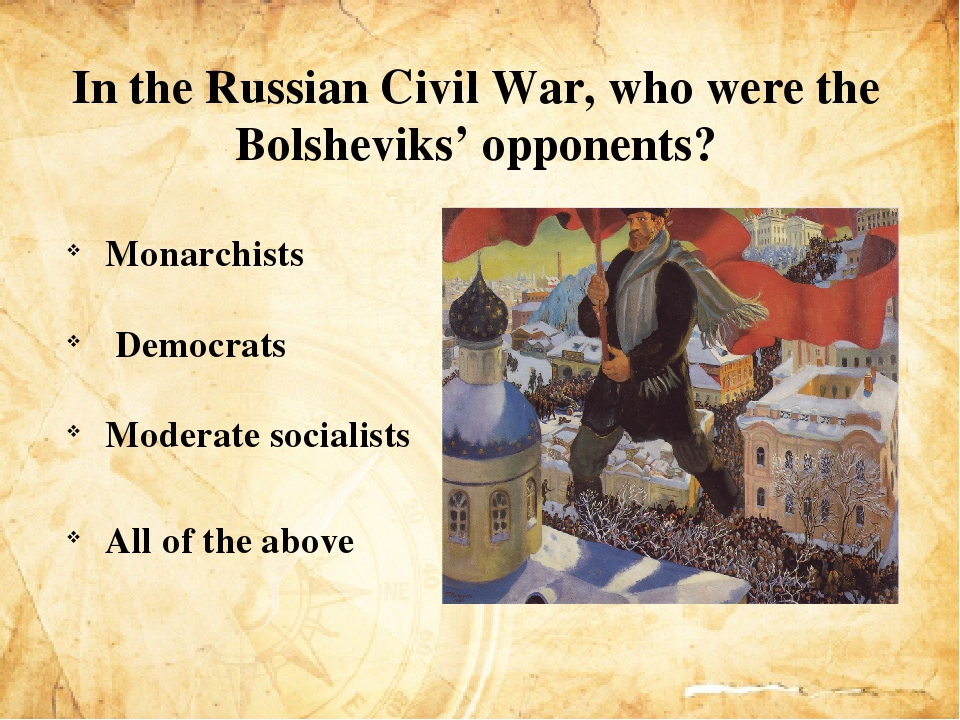 why did the bolsheviks win the russian civil war essay Why the bolsheviks won many historians and researchers studied the russian civil war, and the reasons for the defeat of the whites they all agreed on were not always identical treadgold, donald w twentieth century russia 1987 the russian civil war western new england college.