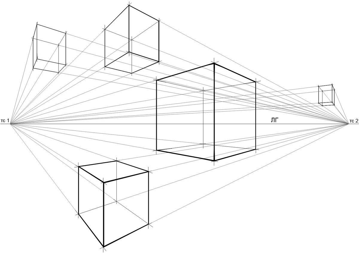 открытку можно геометрическая перспектива картинки воронежцев