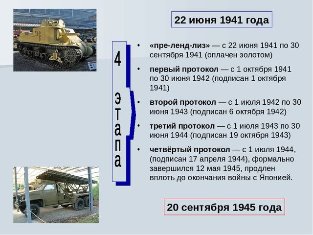 f76a1e11bd5d «пре-ленд-лиз» — с 22 июня 1941 по 30 сентября 1941