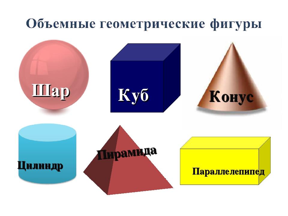 Объемная геометрическая фигура шар в картинках