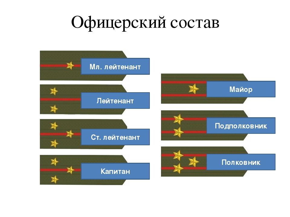 старший офицерский состав картинки кадре оксана