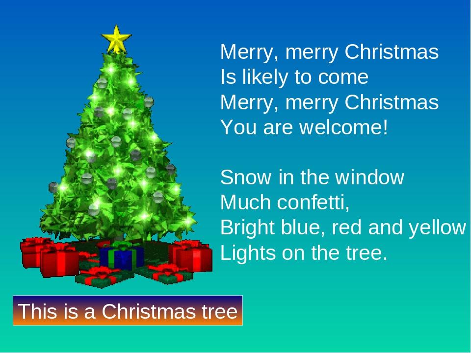 Рождество в англии стихи