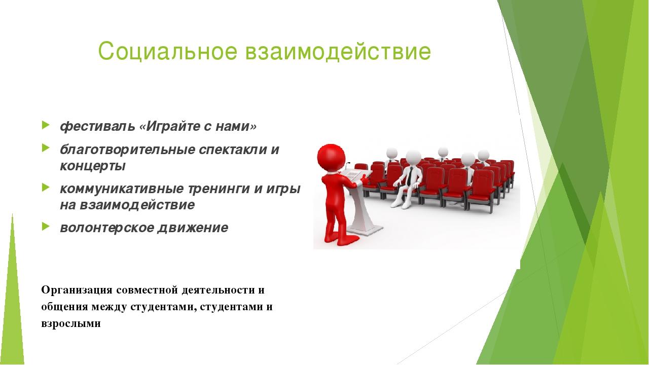 Социальное взаимодействие фестиваль «Играйте с нами» благотворительные спекта...