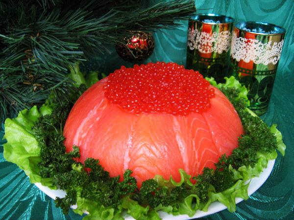 Рыбные салаты рецепты на новый год