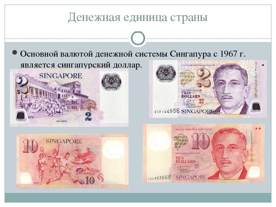денежные единицы стран картинки