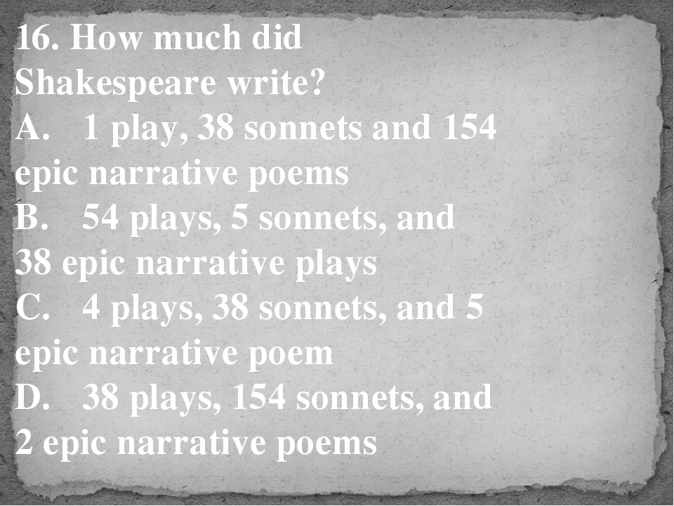 how many sonnets did shakespeare write