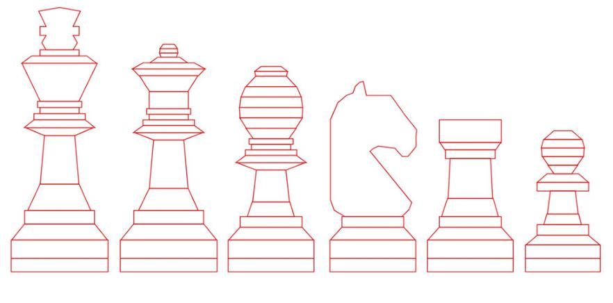шахматы шаблоны картинки для того, это