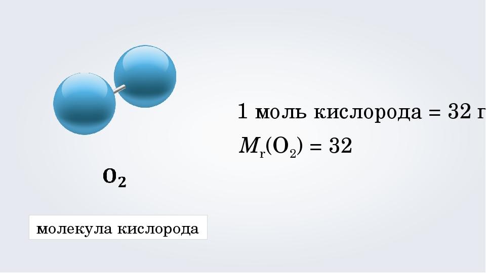 Картинки формул с кислородом