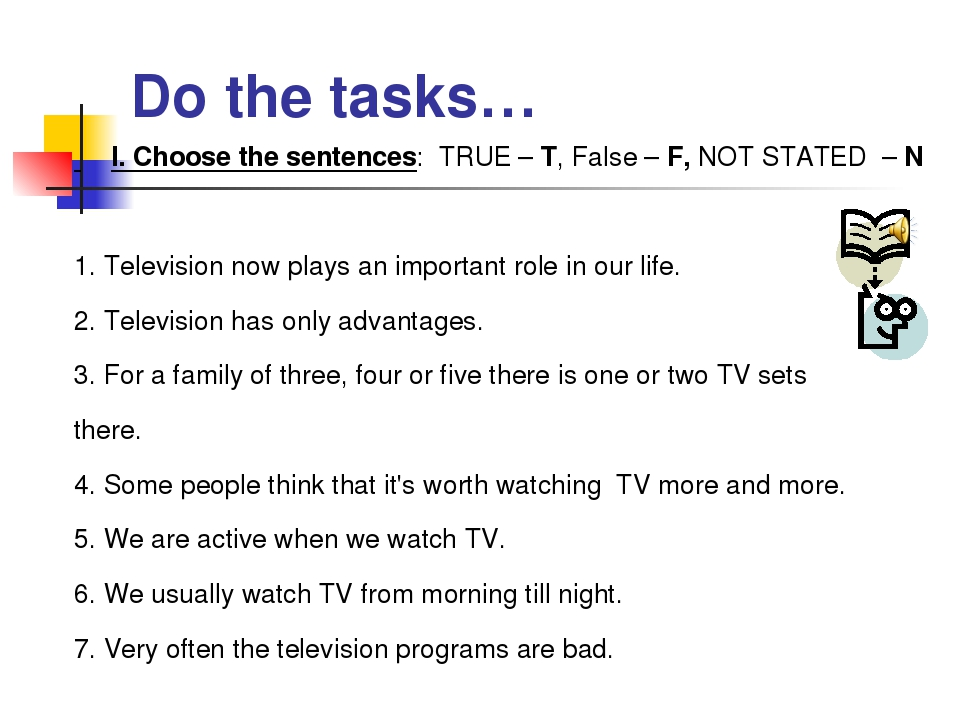 advantages of television programs