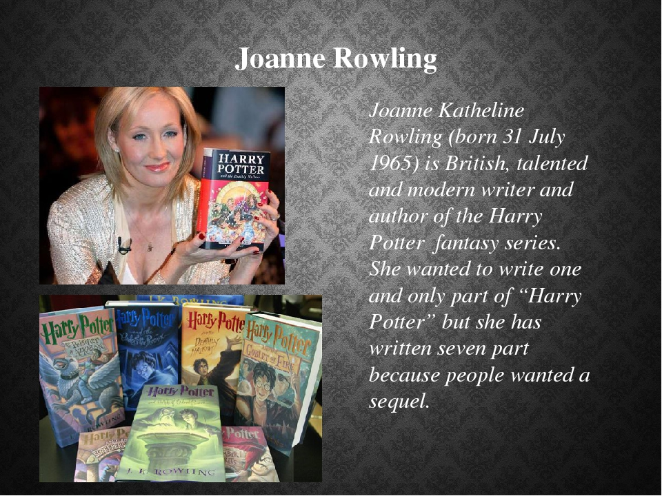 a biography of joanne kathleen rowling a british author The british author joanne kathleen rowling has become famous for his series of novels dedicated to the adventures of biography of joanne kathleen rowling.