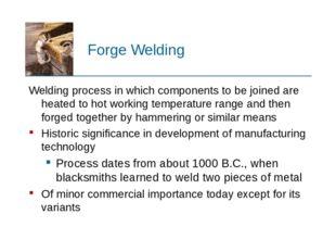 Prezentaciya Po Anglijskomu Yazyku Welding Processes