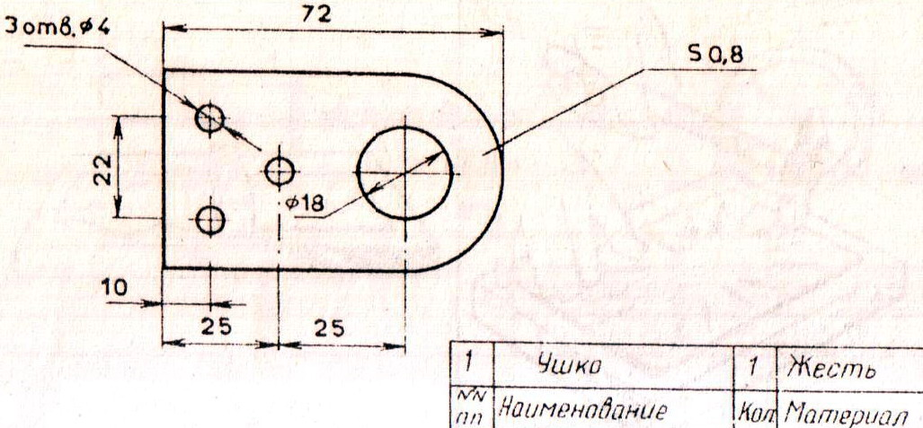 План конспект урока на тему правка тонко листового металла