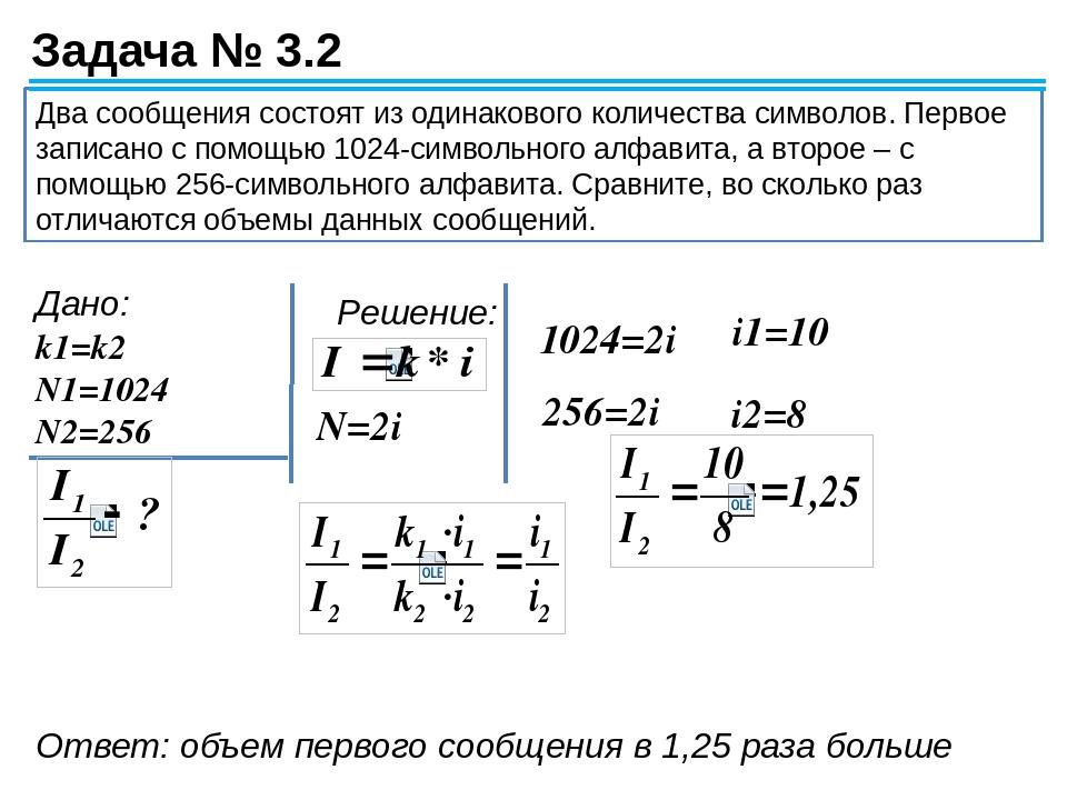 Задачи на информационный объем сообщения с решением обучение решению арифметических задач старшего дошкольного возраста