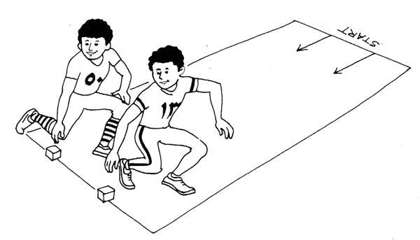 Реферат на тему челночный бег техника 7070