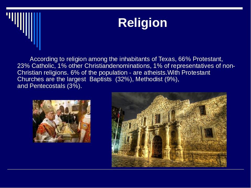 religion according