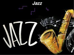 Jazz spiritual blues ragtime
