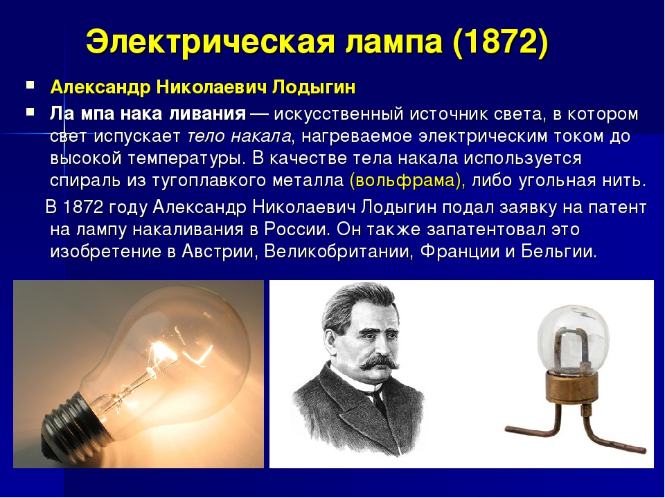 Изобретение электричества картинки для презентации
