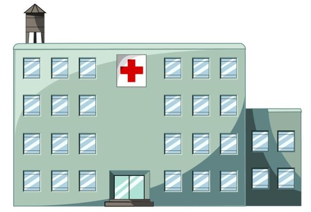 Рисунок медицинские учреждения