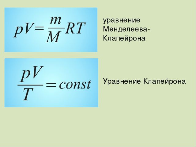 Физический диктант по теме уравнение менделеева-клапейрона 10 класс