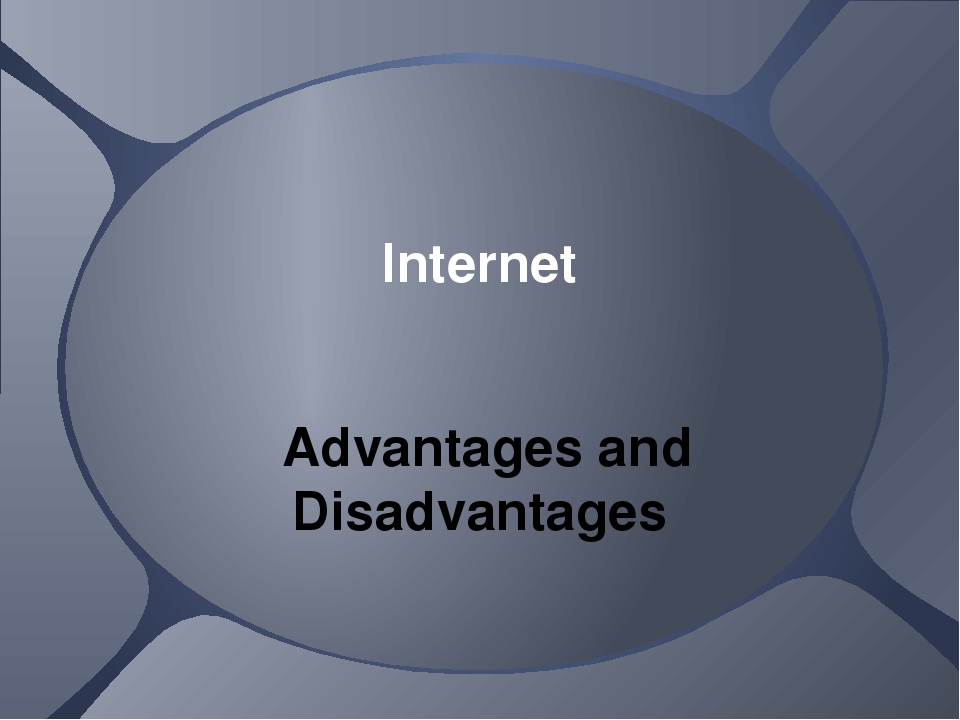 speech about advantages and disadvantages of The relative advantages and disadvantages of social media are a subject of  frequent debate some of social media's advantages include the ability of users  to.