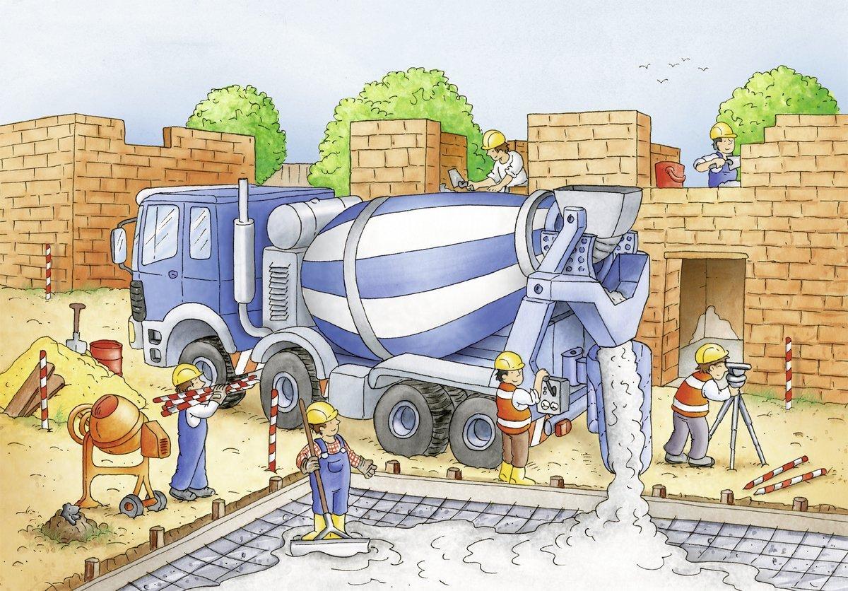Прикольные картинки на тему строительств, новогодние открытки