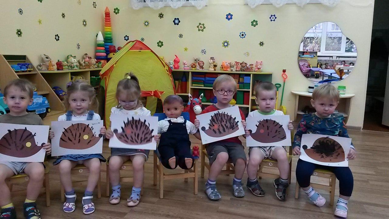 Картинки первая младшая группа, днем рождения