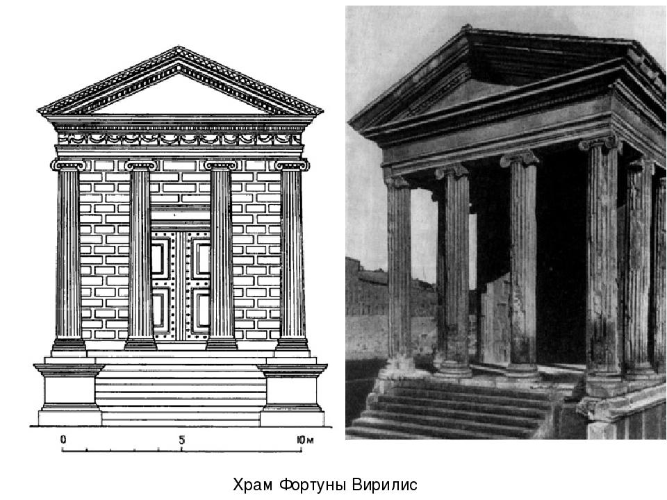 Храм Фортуны Вирилис