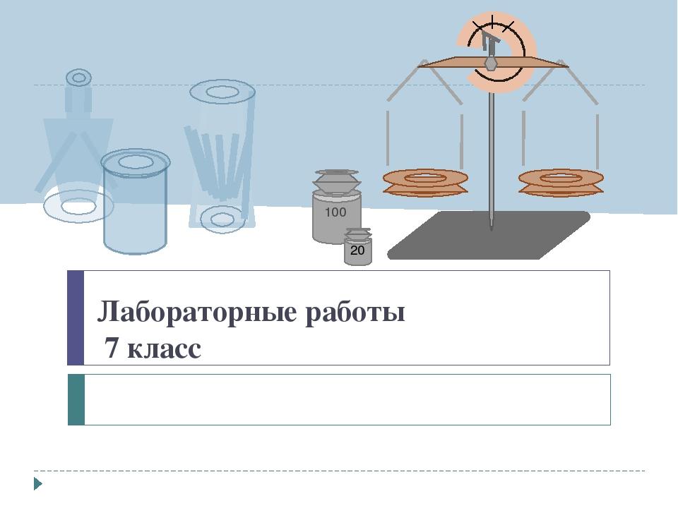 Физика лабораторные работы в картинках