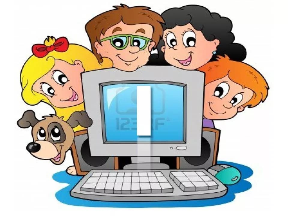 компьютер на уроке картинки видовому