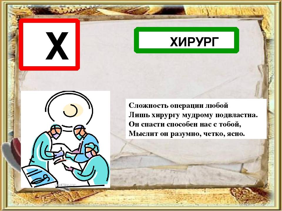 Картинки к профессиям по алфавиту