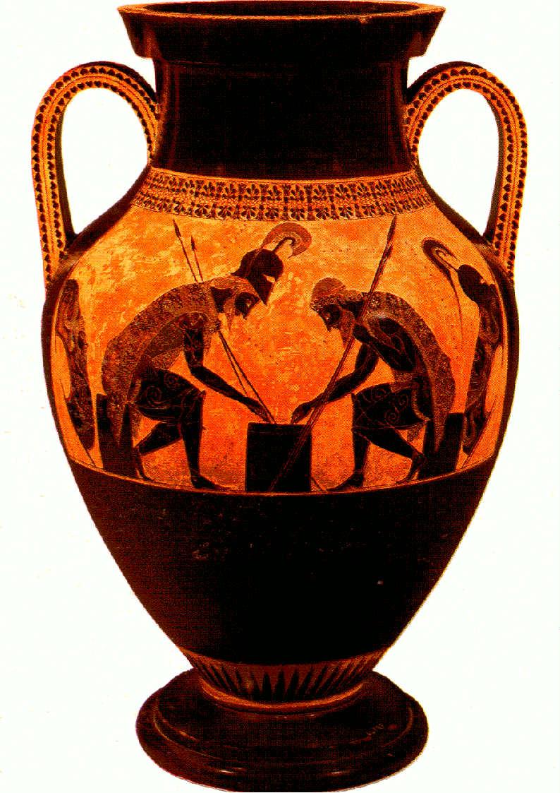 семья искусство древней греции картинки представляет собой