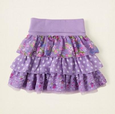 Самим сшит юбки для девочек 552